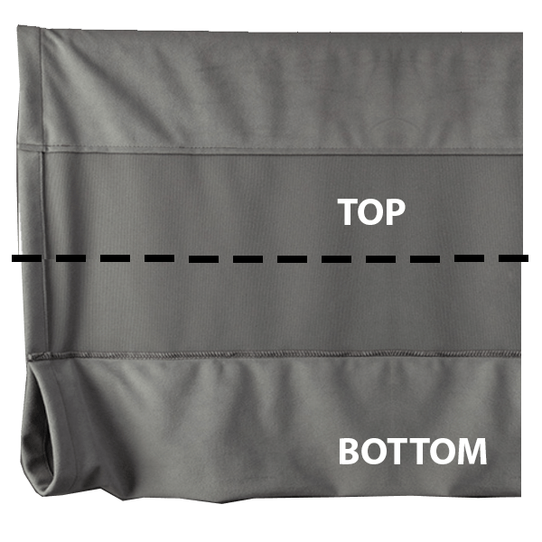Pockets: Top and Bottom