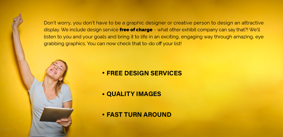 free design help benefits